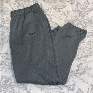 Grey Nike Sweatpants